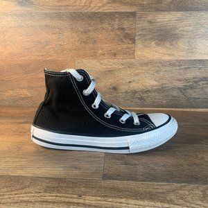 Converse | Size 13.5 Youth | Black High Top Chuck